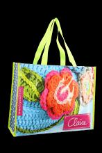 Big Shopper Claire Blauw