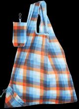 Foldable Bag Printed Square