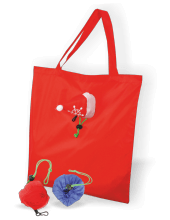 Foldable Bag Red