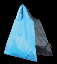 Opvouwtasjes Blauw Zwart