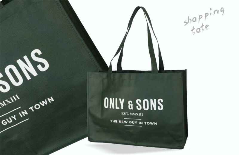 hip bag only sons uts bags pp non woven tas met logo. Black Bedroom Furniture Sets. Home Design Ideas