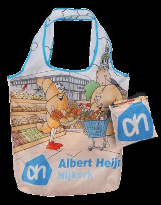 Opvouwbare tas Albert Heijn