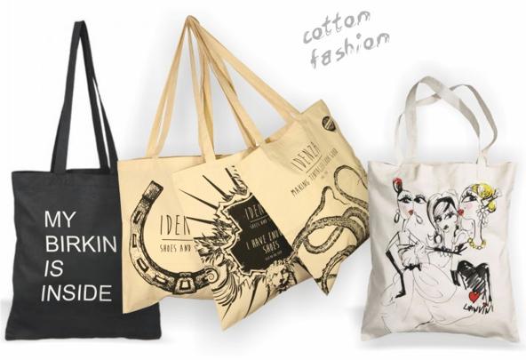 linnen tassen bedrukken voorbeeld wit tot zwart