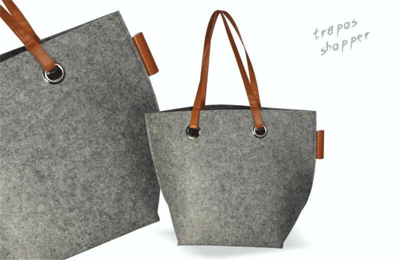 c42b85555b20fd Vilten tassen van zware kwaliteit | UTS Bags Groothandel
