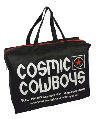 Webbag Cosmic Cowboys