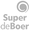 Super de Boer draagtas logo