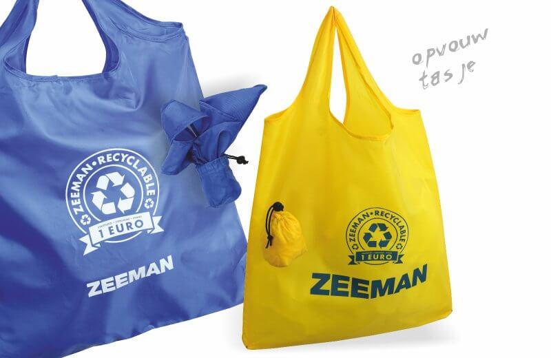7a586fe7272 Opvouwbare Nylon Tasjes | UTS Bags Groothandel in (on)bedrukte Tassen