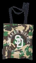Sneaker District Camo Bag