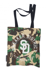 Sneaker District Camo Bag