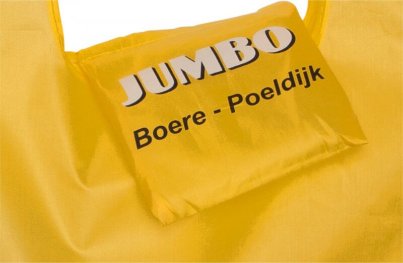 b3ed8498288 De opvouwbare tas van JUMBO, een praktische tas | UTS Groothandel