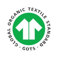 GOTS certificaat voor organisch katoen nettas