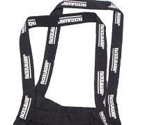 Nettas zwart met logo