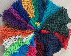 Nettasjes gerecycled kleuren